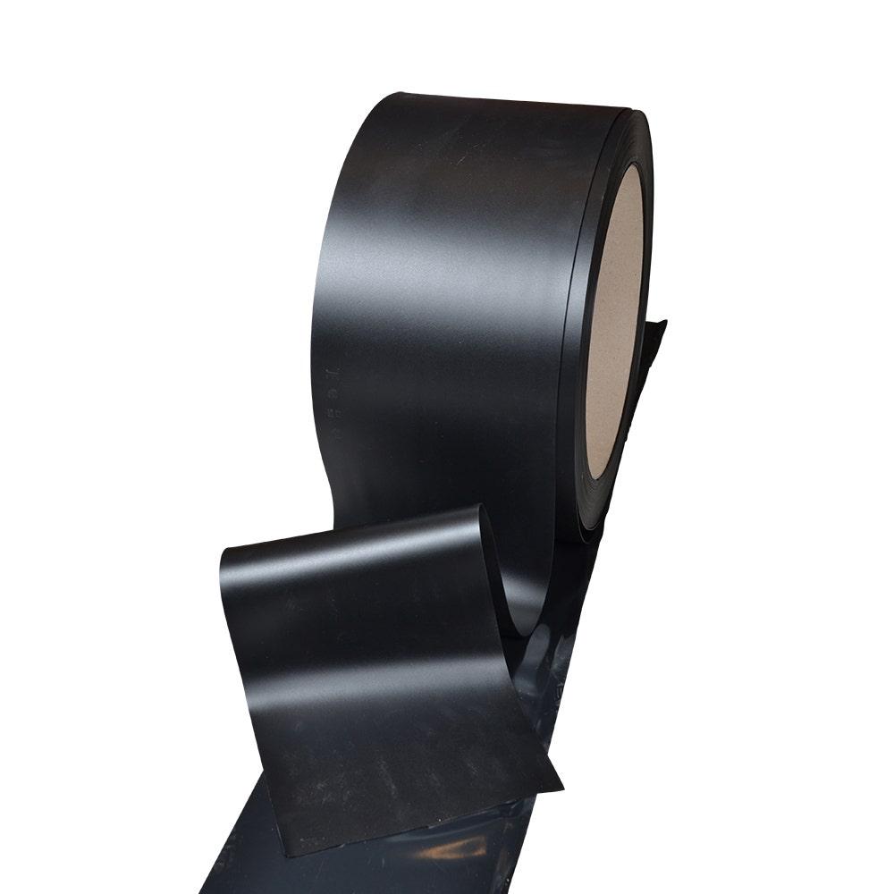 PVC-strip 300/2 svets/grön  50 m/rulle