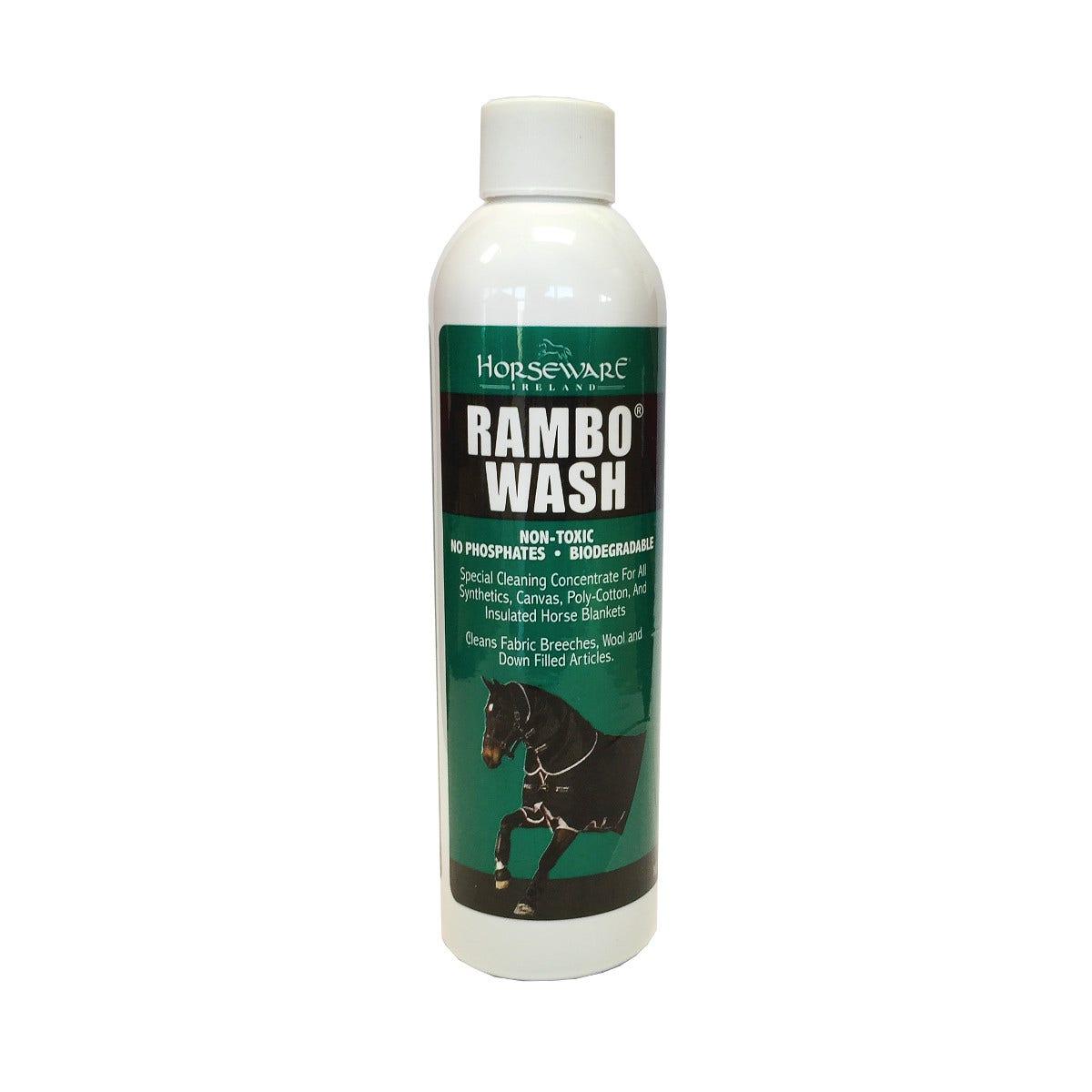 Tvättmedel för hästtäcken Horseware Rambo Rug Wash 250 ml - Horseware