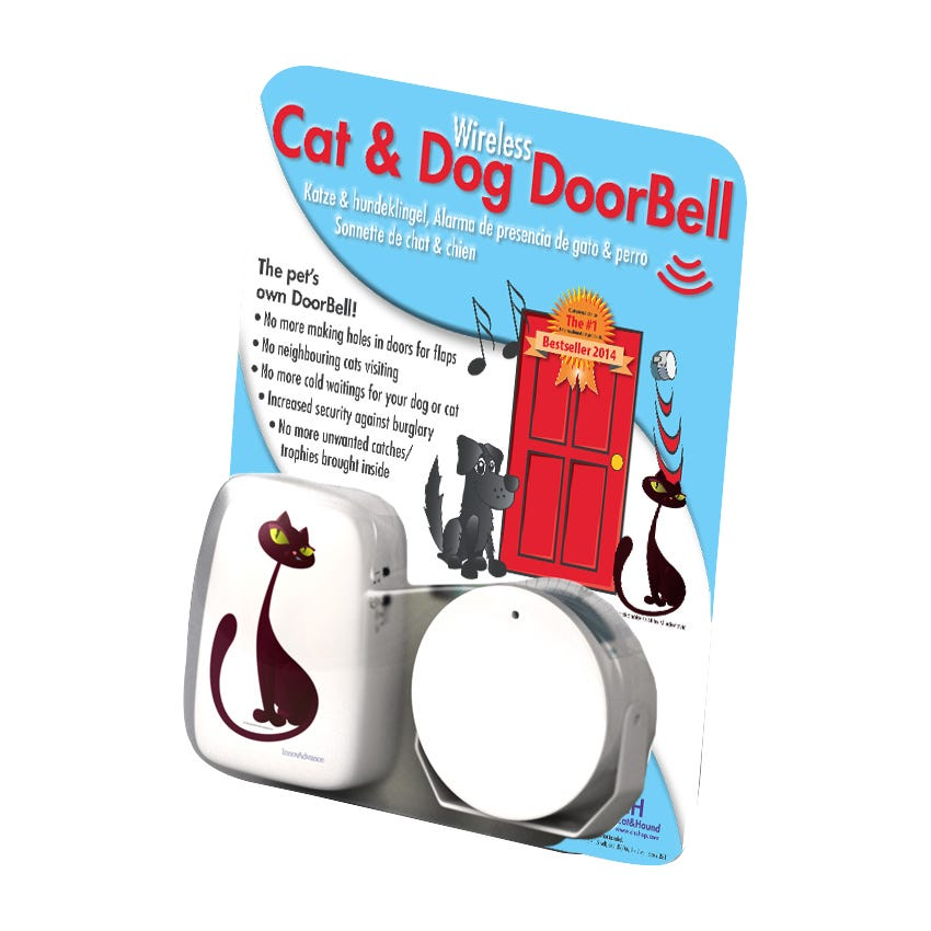 Ringklocka för katter Cat & Hound