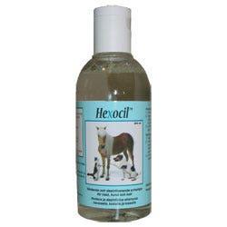 Schampo Hund/häst Hexocil 200 Ml