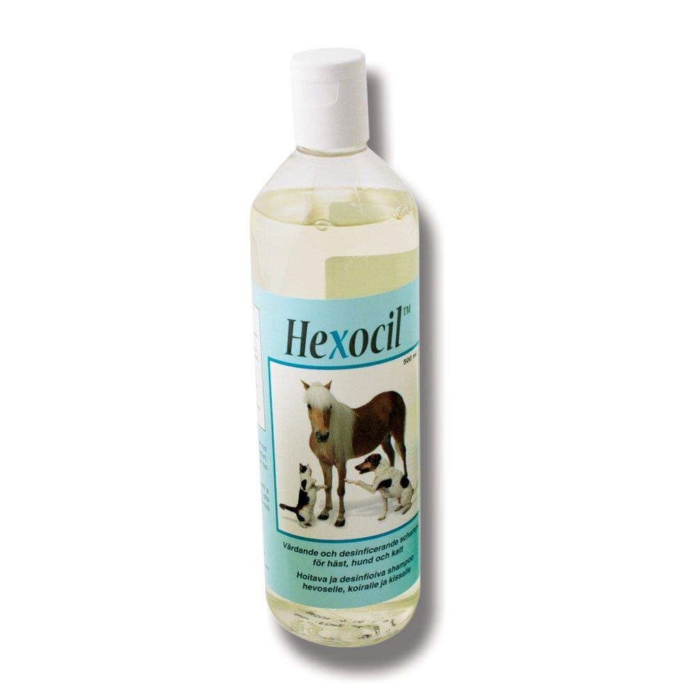 Schampo hund/häst Hexocil 500 ml