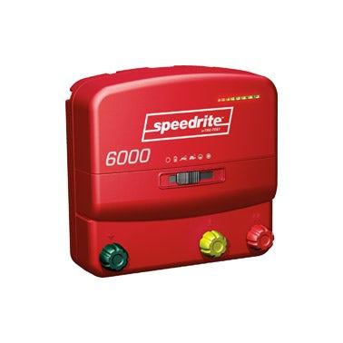 Elstängselaggregat Speedrite 6000