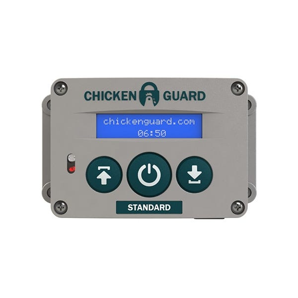 Automatisk lucköppnare Chicken Guard Standard